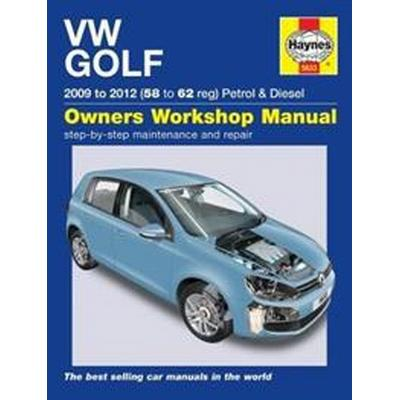 VW Golf PetrolDiesel (Häftad, 2017)