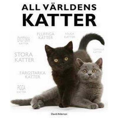 All världens katter (E-bok, 2016)