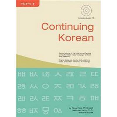 Continuing Korean (Inbunden, 2016)