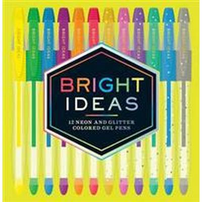 Bright Ideas: 12 Neon and Glitter Colored Gel Pens (Övrigt format, 2017)