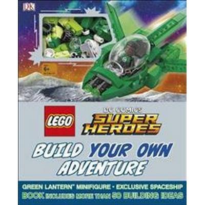 LEGO DC Comics Super Heroes Build Your Own Adventure (Inbunden, 2017)