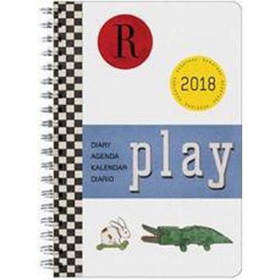Redstone Diary 2018 Calendar (Övrigt format, 2017)