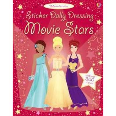 Sticker Dolly Dressing Movie Stars (Häftad, 2010)