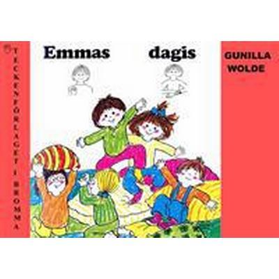 Emmas dagis - Barnbok med tecken för hörande barn (E-bok, 2015)
