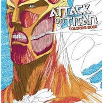 Attack on Titan Coloring Book (Pocket, 2016)