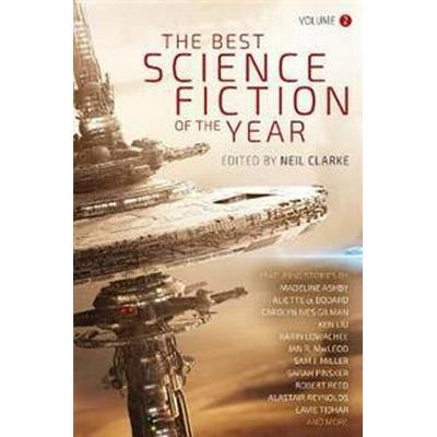 The Best Science Fiction of the Year (Häftad, 2017)