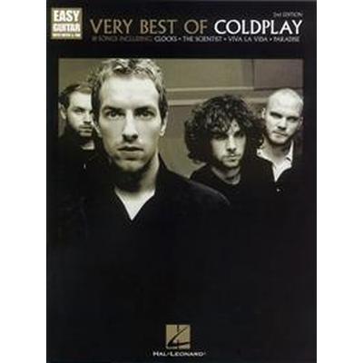 Very Best of Coldplay (Häftad, 2017)