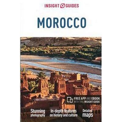 Insight Guides: Morocco (Häftad, 2017)