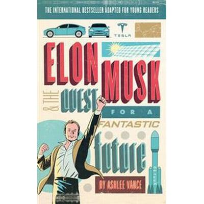 Elon musk young readers edition (Pocket, 2017)