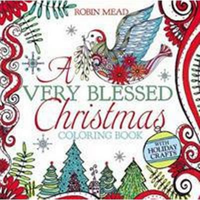 A Very Blessed Christmas Coloring Book (Pocket, 2016)