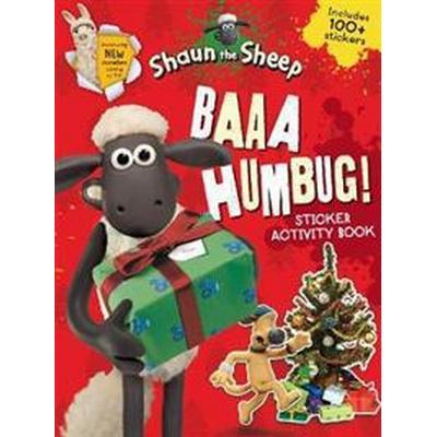 Baaa Humbug! A Shaun the Sheep Sticker Activity Book (Häftad, 2015)