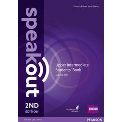 Speakout Upper Intermediate 2nd Edition Students' Book and DVD-ROM Pack (Övrigt format, 2015)