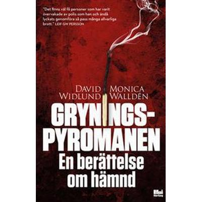 Gryningspyromanen: En berättelse om hämnd (E-bok, 2016)