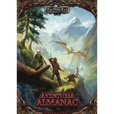 The Dark Eye - Aventuria Almanac (Inbunden, 2017)
