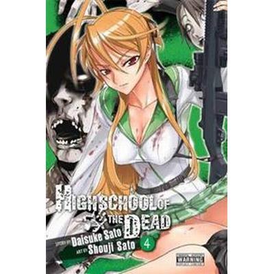 Highschool of the Dead, Vol. 4 (Häftad, 2011)