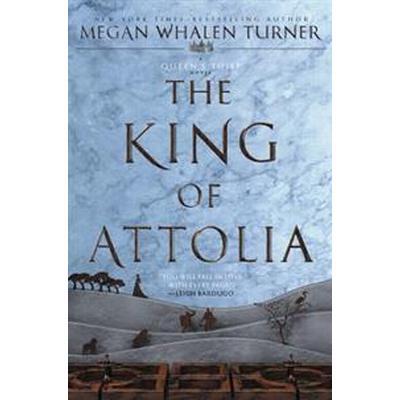 The King of Attolia (Pocket, 2017)