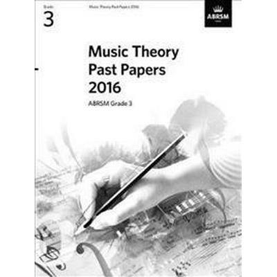 Music Theory Past Papers (Övrigt format, 2017)
