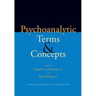Psychoanalytic Terms & Concepts (Inbunden, 2012)
