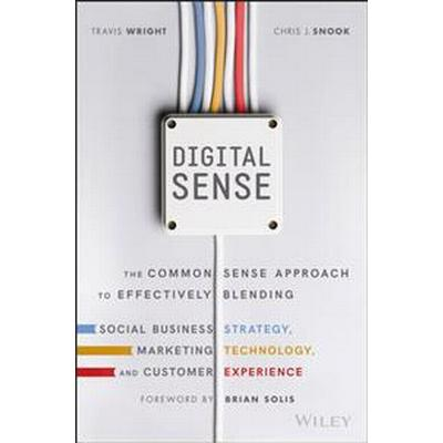 Digital Sense: The Common Sense Approach to Effectively Blending Social Business Strategy, Marketing Technology, and Customer Experie (Inbunden, 2016)