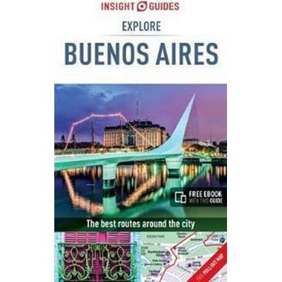 Insight Guides Explore Buenos Aires (Häftad, 2017)