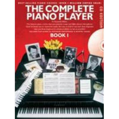Complete Piano Player Book 1 - CD Edition (Häftad, 2010)