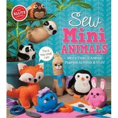 Sew Mini Animals (Pocket, 2017)