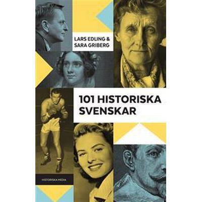 101 historiska svenskar (Ljudbok nedladdning, 2017)