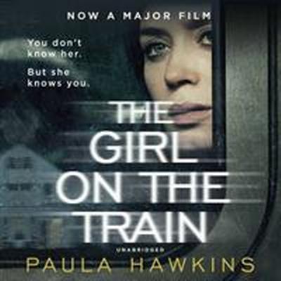 Girl on the Train (Ljudbok CD, 2016)