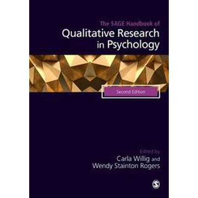 The Sage Handbook of Qualitative Research in Psychology (Inbunden, 2017)