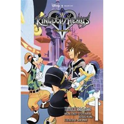Kingdom Hearts II: The Novel, Vol. 1 (Häftad, 2017)