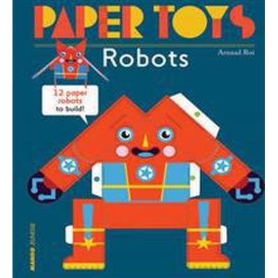 Robots: 12 Paper Robots to Build (Häftad, 2016)