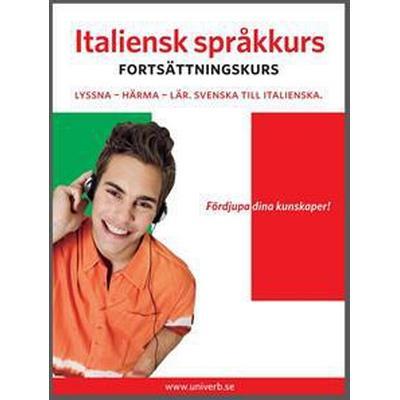Italiensk språkkurs fortsättningskurs (Ljudbok nedladdning, 2006)