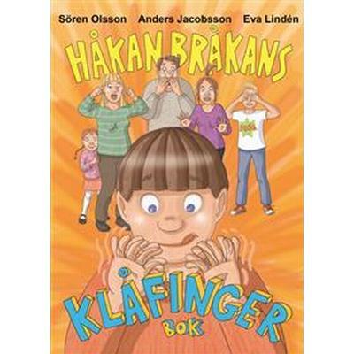 Håkan Bråkans klåfingerbok (E-bok, 2016)