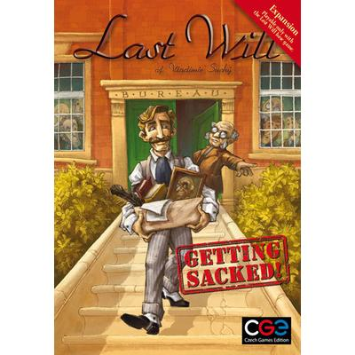 Czech Games Edition Last Will: Getting Sacked