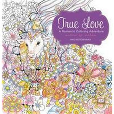 True Love: A Romantic Coloring Adventure (Häftad, 2017)