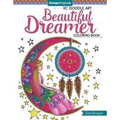 KC Doodle Art Beautiful Dreamer Coloring Book (Pocket, 2017)
