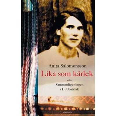 Lika som kärlek (E-bok, 2014)