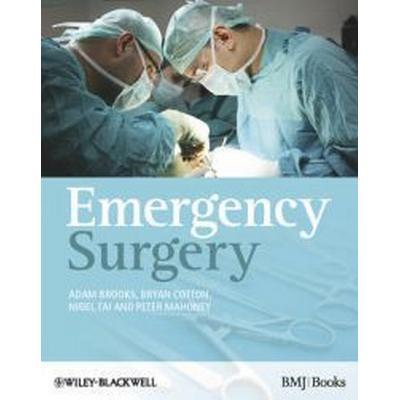 Emergency Surgery (Häftad, 2010)
