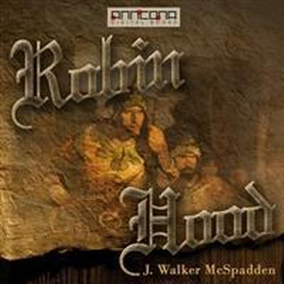 Robin Hood (Ljudbok nedladdning, 2015)