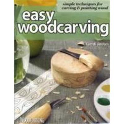 Easy Woodcarving (Pocket, 2006)