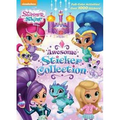 Shimmer and Shine Awesome Sticker Collection (Shimmer and Shine) (Häftad, 2017)