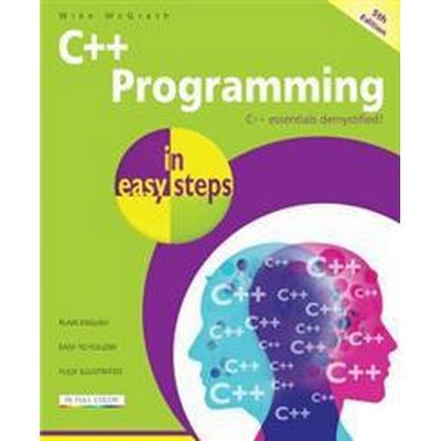 C++ Programming in Easy Steps (Häftad, 2017)