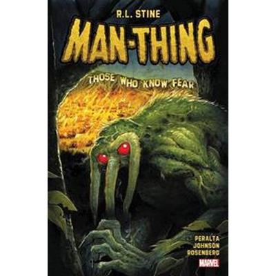 Man-Thing by R.L. Stine (Häftad, 2017)