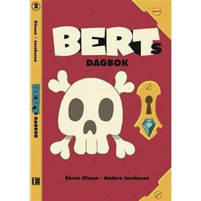 Berts dagbok 2 (E-bok, 2016)