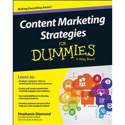 Content Marketing Strategies for Dummies (Häftad, 2016)