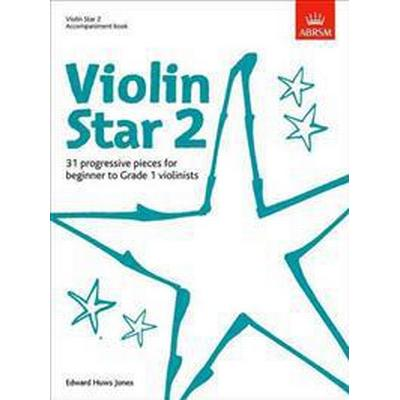 Violin Star 2, Accompaniment book (Övrigt format, 2011)