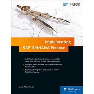 Implementing SAP S/4HANA Finance (Inbunden, 2016)
