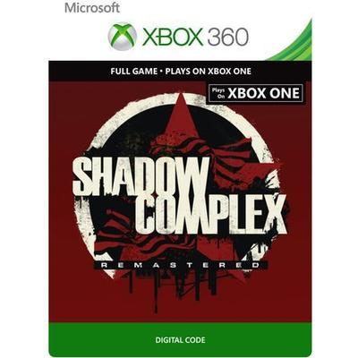 Shadow Shadow Complex