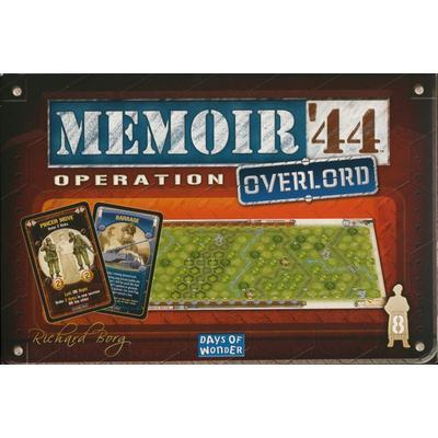 Days of Wonder Memoir '44: Operation Overlord