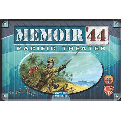 Days of Wonder Memoir '44: Pacific Theater